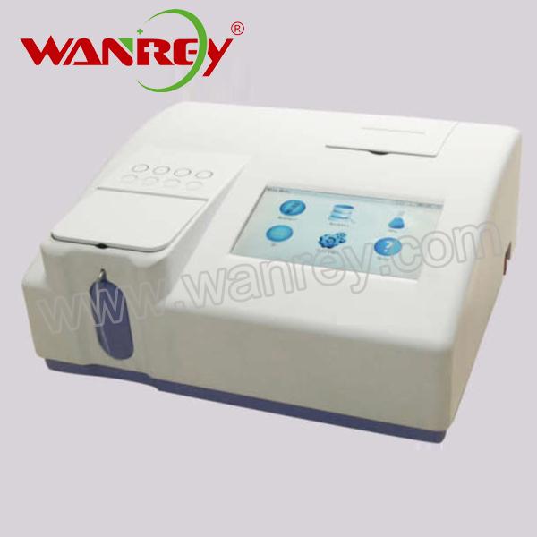 Veterinary Hematology Analyzer 3 Part--Qingdao Wanrey